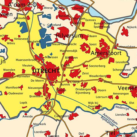 Afhandeling spoedlocaties Utrecht