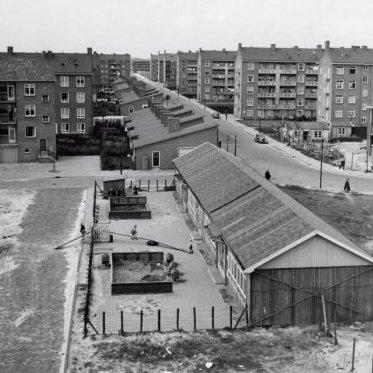 Wederopbouwwijken Fryslân